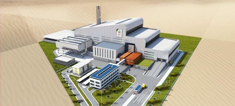 دبي تطلق أكبر مشروع عالمي لتحويل النفايات الصلبة إلى طاقة