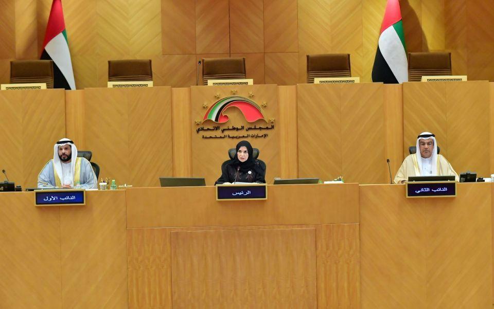 الاتحادي الإماراتي يوافق على مشروع قانون تنظيم التأجير التمويلي
