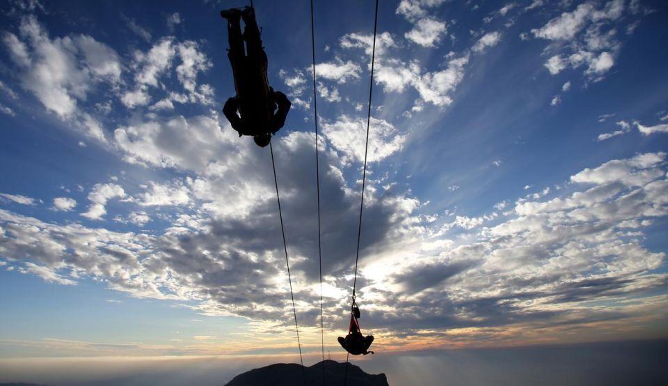 شاهد أطول مسار انزلاقي في العالم