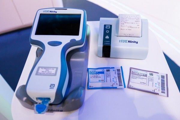 الإمارات: أول دراسة سريرية في العالم على جهاز متطور لفحص الدم