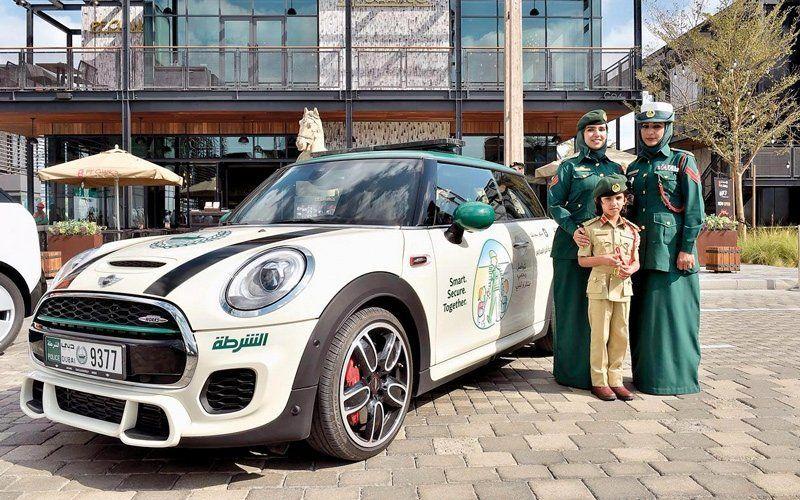 شرطة دبي تخصّص دوريات للحفاظ على أمن المدارس