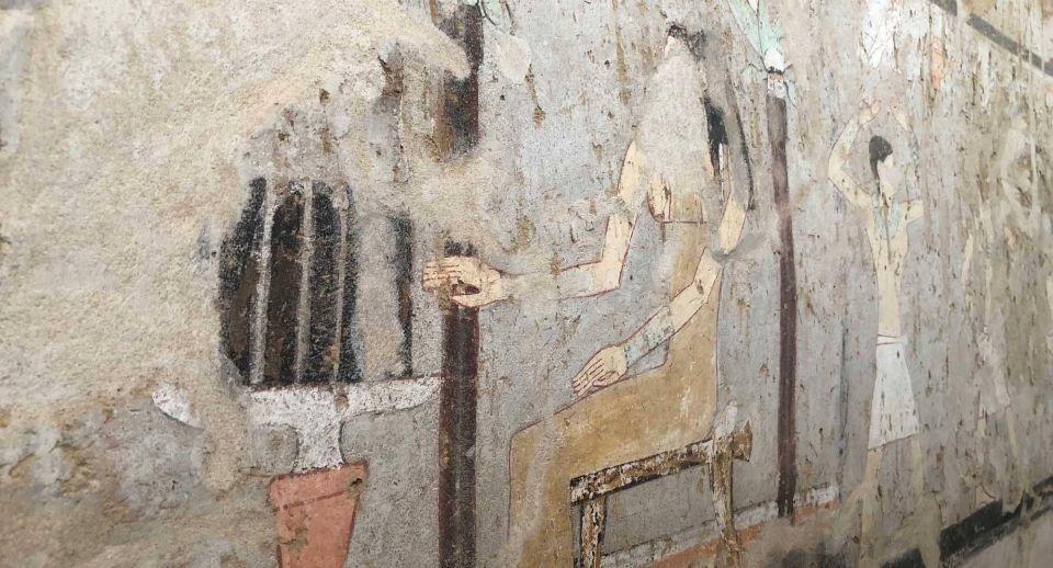 """""""مقبرة حتبت"""": كنز فرعوني جديد"""