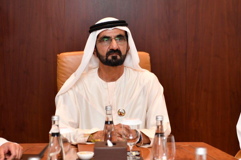 محمد بن راشد يوجه بتأسيس صندوق التنمية الثقافية وإطلاق مؤشر مساهمة الصناعات الإبداعية