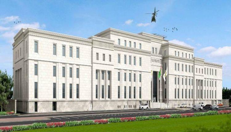مساندة تنجز مبنى المحكمة الاتحادية العليا في أبوظبي في 2019