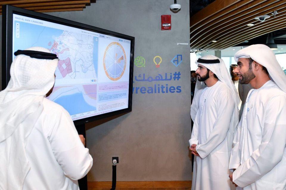 حمدان بن محمد يطلق استراتيجية دبي للمعاملات اللاورقية