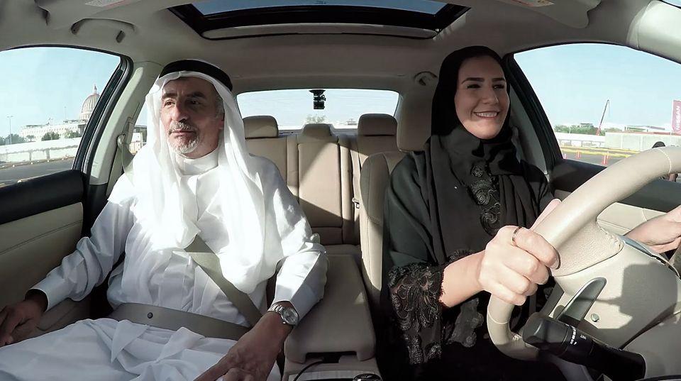فرصة للنساء السعوديات لتعلّم قيادة السيارات من نيسان