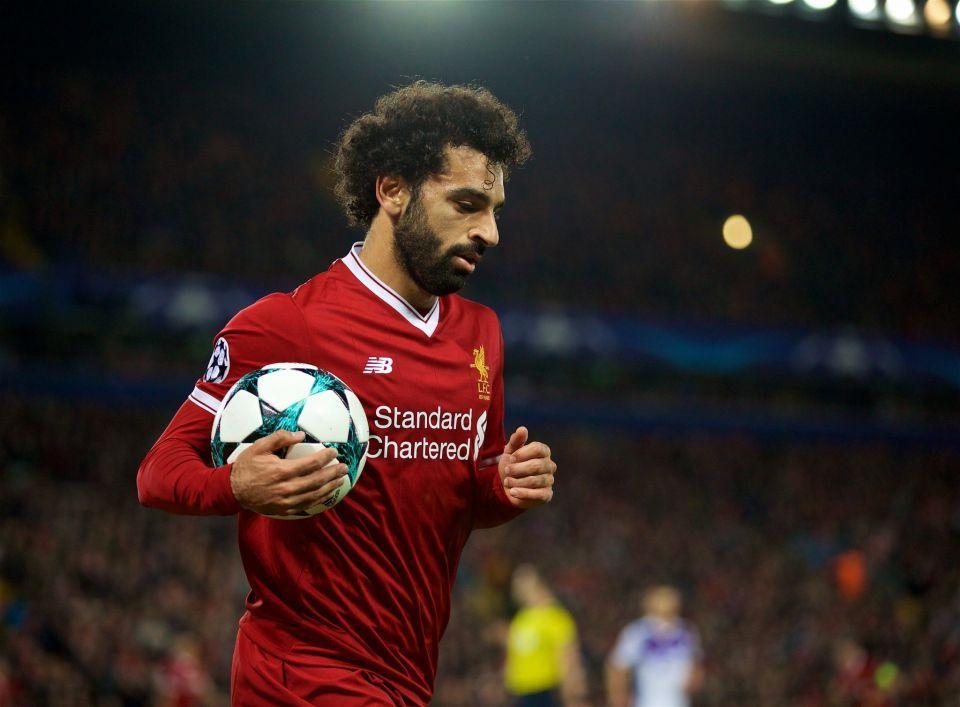 ليفربول تطالب مدريد بـ 100 مليون يورو لضم محمد صلاح
