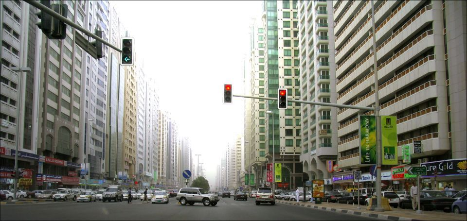 الإمارات: رفع رسوم تخطيط الحوادث البسيطة من ساعد
