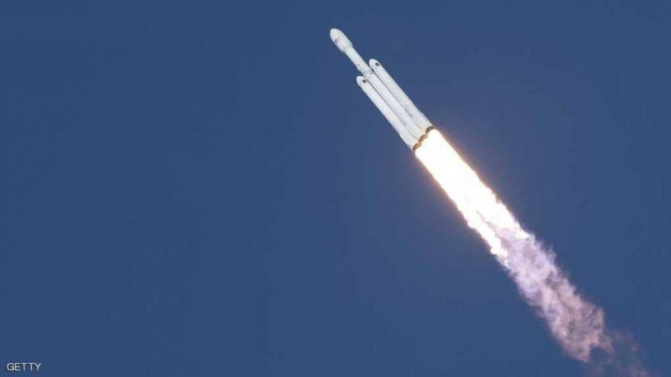 """إطلاق """"أقوى صاروخ"""" بالعالم"""