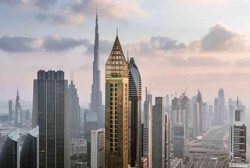 دبي تفتتح فندق جيفورا أطول فندق في العالم
