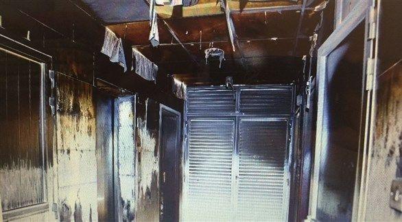 الداخلية تواصل تحقيقاتها في حريق تسبب بوفيات بأحد الأبنية في الشارقة