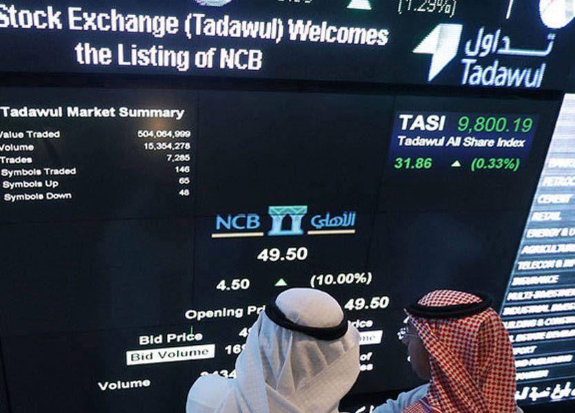 البتروكيماويات ترفع البورصة السعودية وسط صعود طفيف للمنطقة