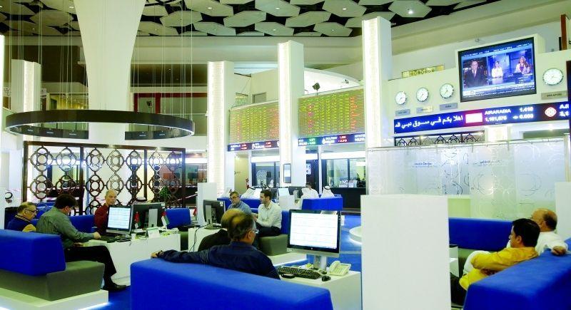 1.6 مليار درهم مكاسب القيمة السوقية للأسهم الإماراتية