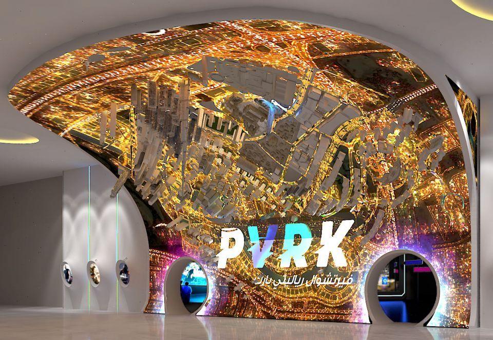 الكشف عن وجهة جديدة للواقع الافتراضي في دبي مول