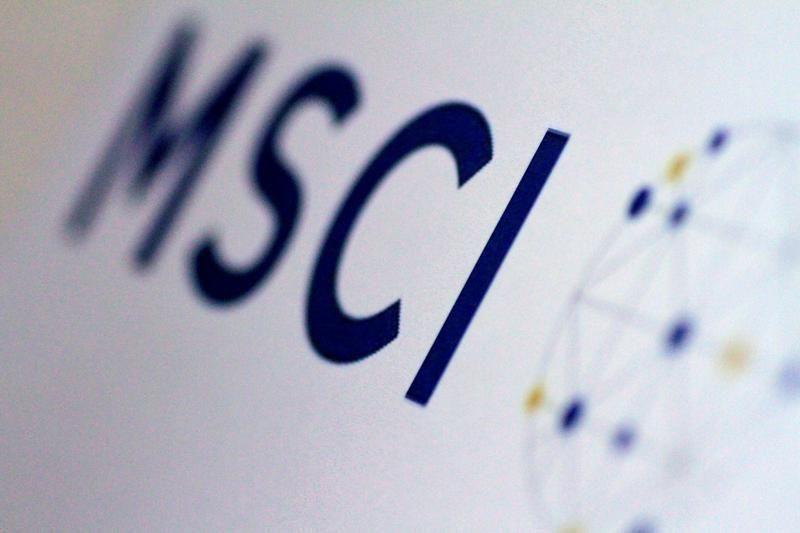 128 مليار درهم القيمة السوقية لـ10 شركات اماراتية ضمن مؤشر ام أس سي أي