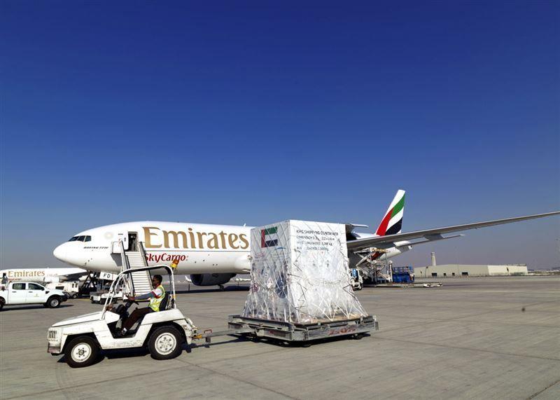 الإمارات للشحن الجوي تنقل أول قمر صناعي صُنع في دولة الإمارات