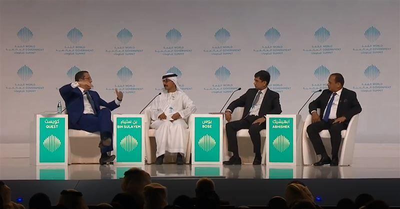 موانىء دبي توقع مذكرة تفاهم مع حكومة جامو وكشمير بمجال تطوير البنى التحتية