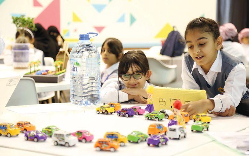 الإمارات: التصميم والتكنولوجيا مادة دراسية اعتبارا من العام المقبل
