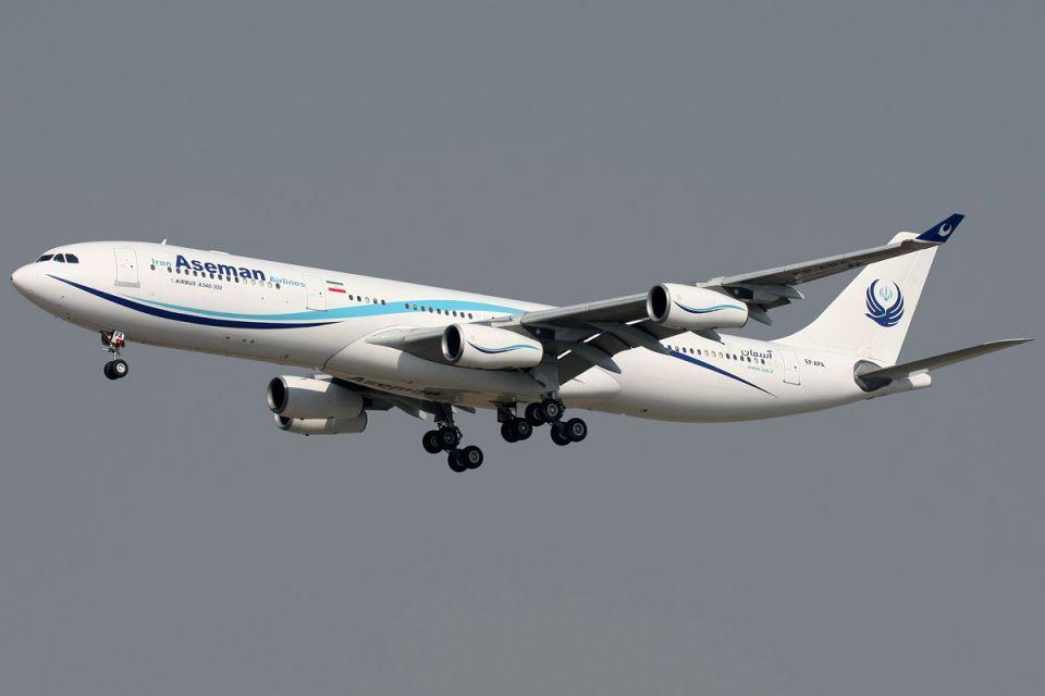 تحطم طائرة ركاب إيرانية في وسط البلاد وترجيح مقتل كل ركابها الـ66
