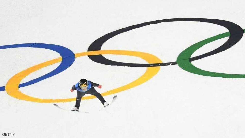 لقطات من الأولمبياد