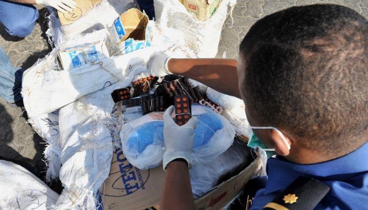 1628 ضبطية مخدرات أنجزتها جمارك دبي وبنمو 21%