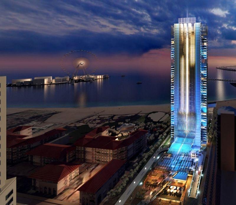 أثرياء يعيشون على طريقة جيمس بوند في دبي