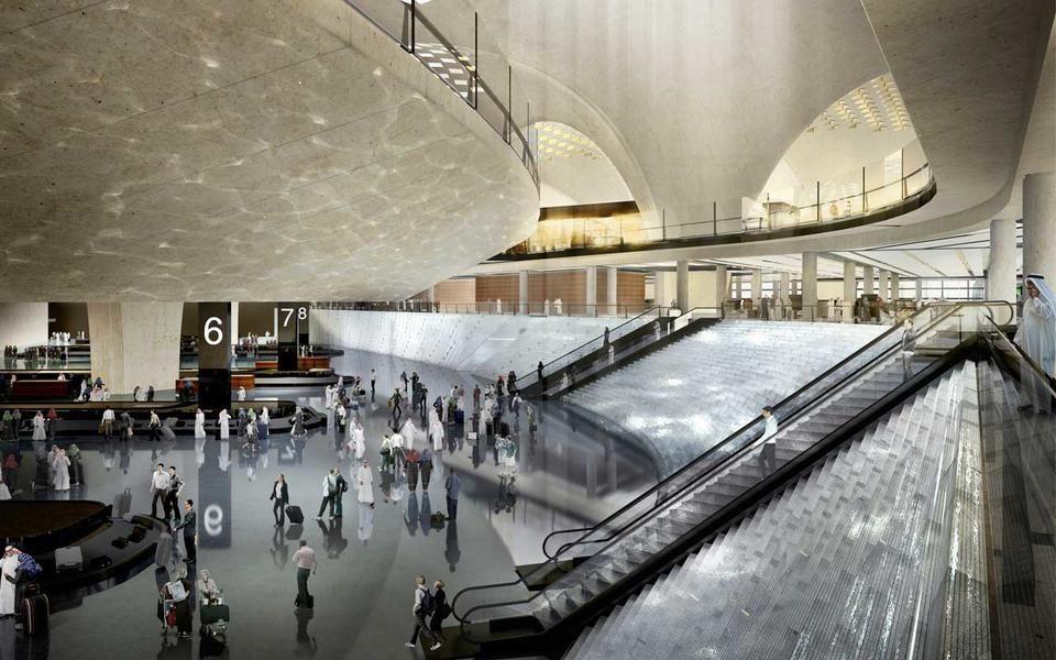 ليماك التركية توقع قرضا بـ 831 مليون دولار لبناء مبنى ركاب بمطار الكويت