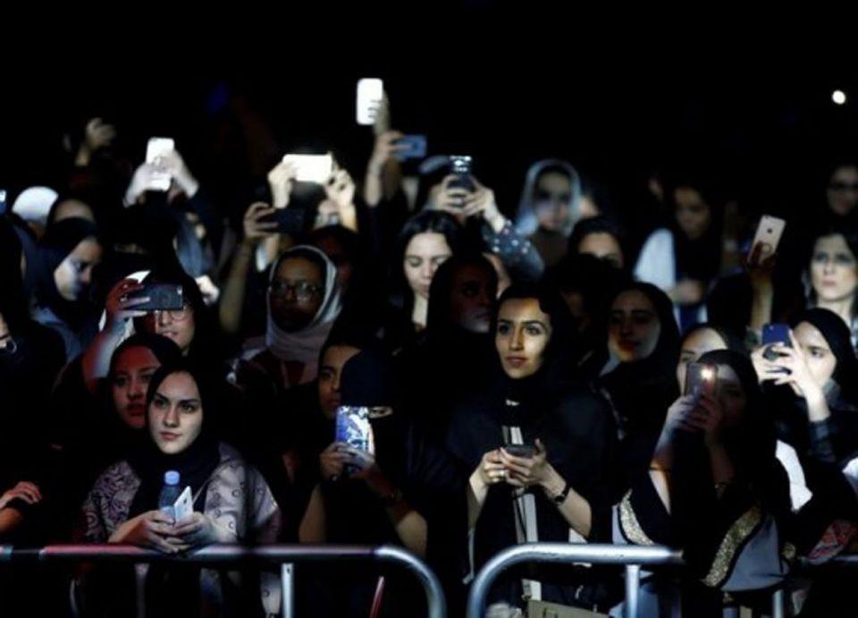 لأول مرة في المملكة.. سعوديون يحضرون أول مهرجان للجاز