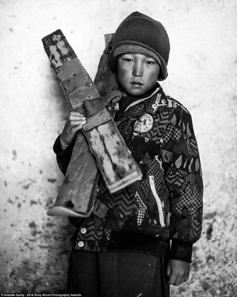 شاهد قائمة قصيرة للصور المرشحة لجائزة سوني
