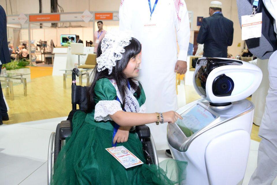 الروبوتات لتدريب الطلاب المصابين بالتوحد في الإمارات