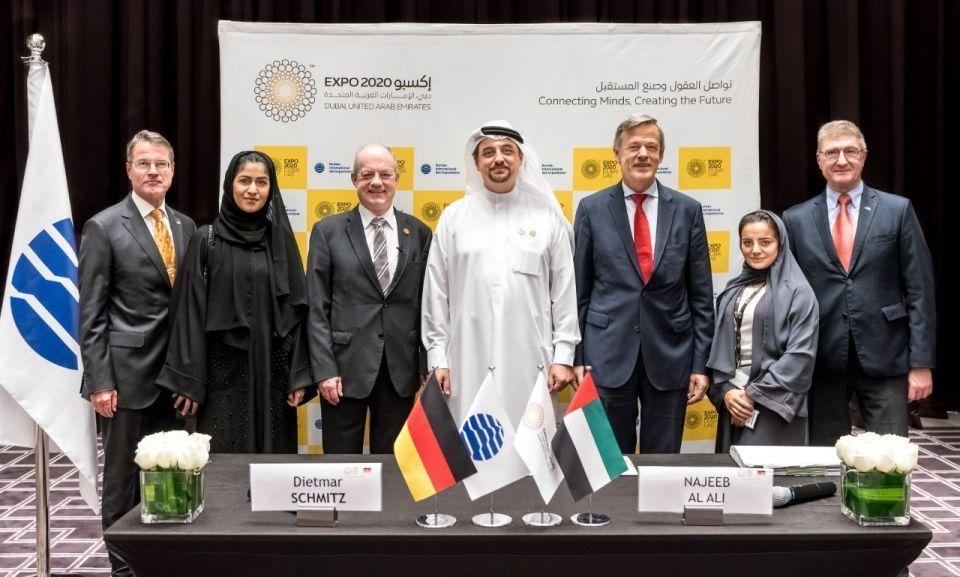 ألمانيا تستثمر 50 مليون يورو في جناحها بـ إكسبو 2020 دبي