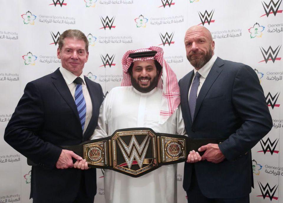 لأول مرة.. السعودية تستضيف منافسات المصارعة العالمية مدة 10 سنوات