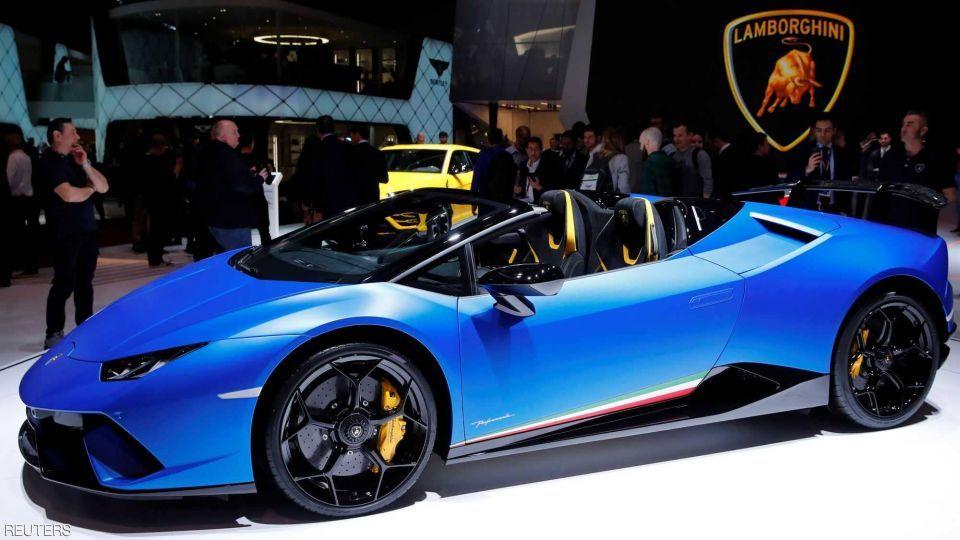 """تعرف على جديد السيارات من """"منصة جنيف"""""""