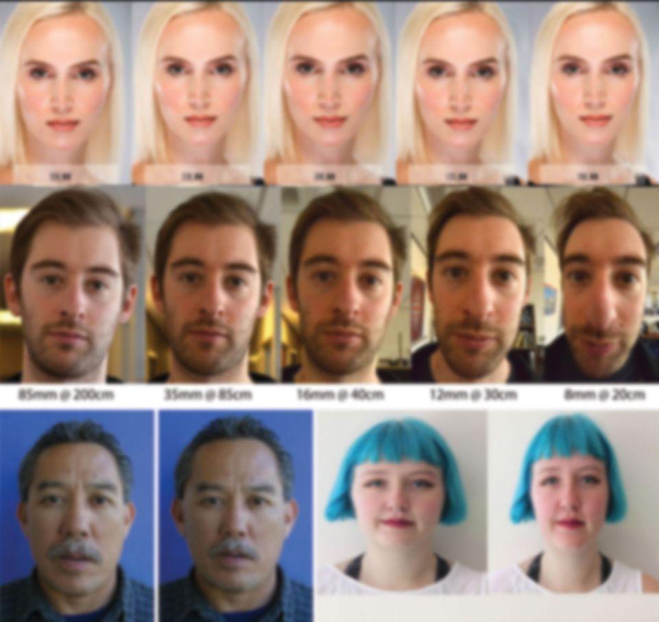 تشويه الكاميرا للوجه في صور السيلفي يرفع الإقبال على عمليات تجميل الوجه