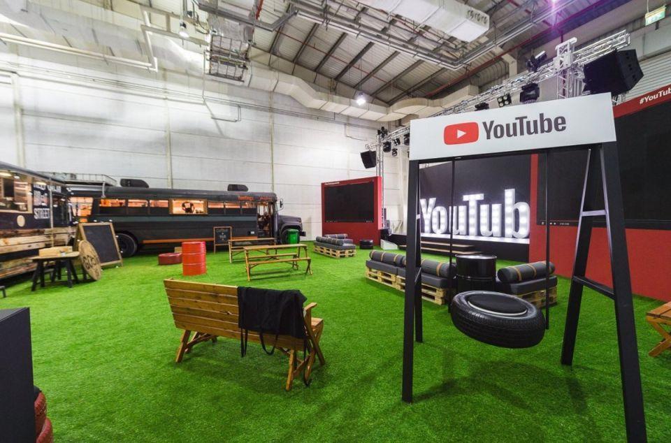 يوتيوب تعلن افتتاح أول يوتيوب سبيس إقليمي في دبي