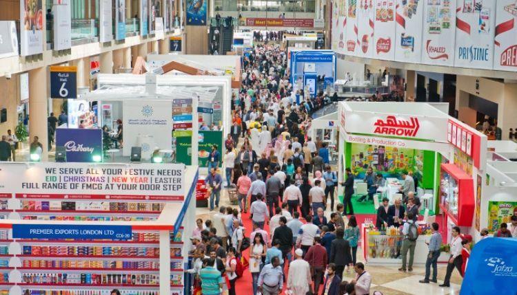 مركز دبي التجاري العالمي يستقطب 3.3 مليون زائر بنمو 9 % خلال 2017