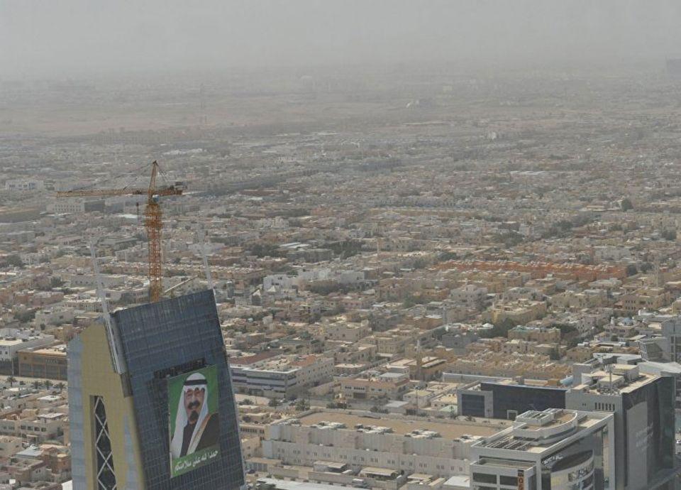 إصدار فواتير رسوم الأراضي البيضاء للعاصمة السعودية للسنة الثانية