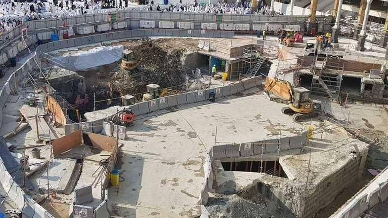 افتتاح بئر زمزم بعد تأهيله في 27 مارس الحالي