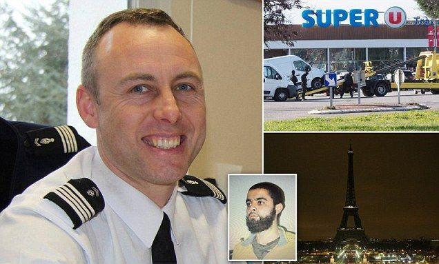4 قتلى من بينهم المنفذ في ثلاث هجمات تبناها تنظيم داعش في فرنسا