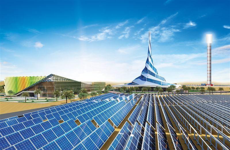 كهرباء ومياه دبي تشارك في تطوير محمية المرموم بستة مشروعات