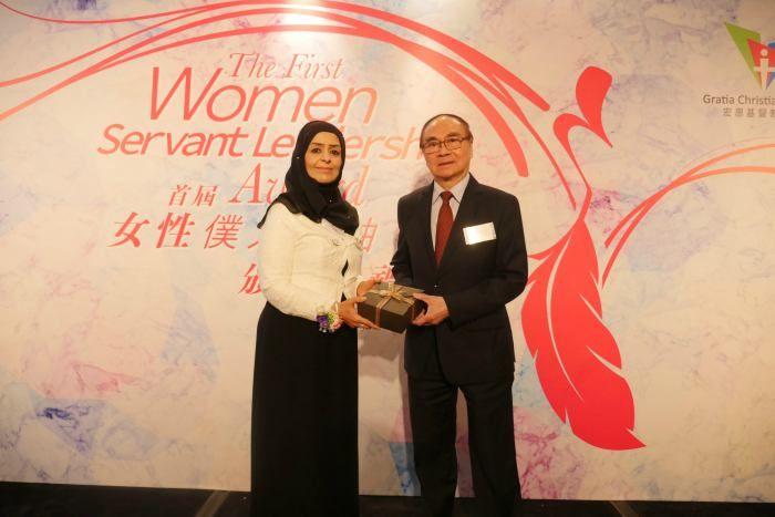 اليونيسكو تمنح الإماراتية مشكان العور جائزة المرأة القيادية في خدمة المجتمع