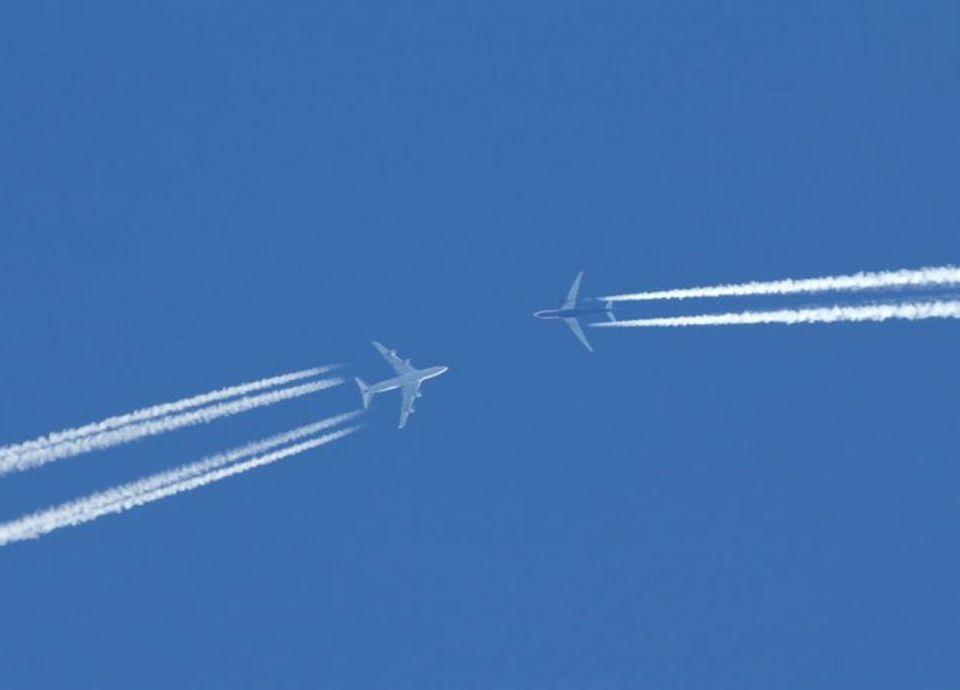 فيديو: كيف يتم تفادي تصادم الطائرات في الجو؟