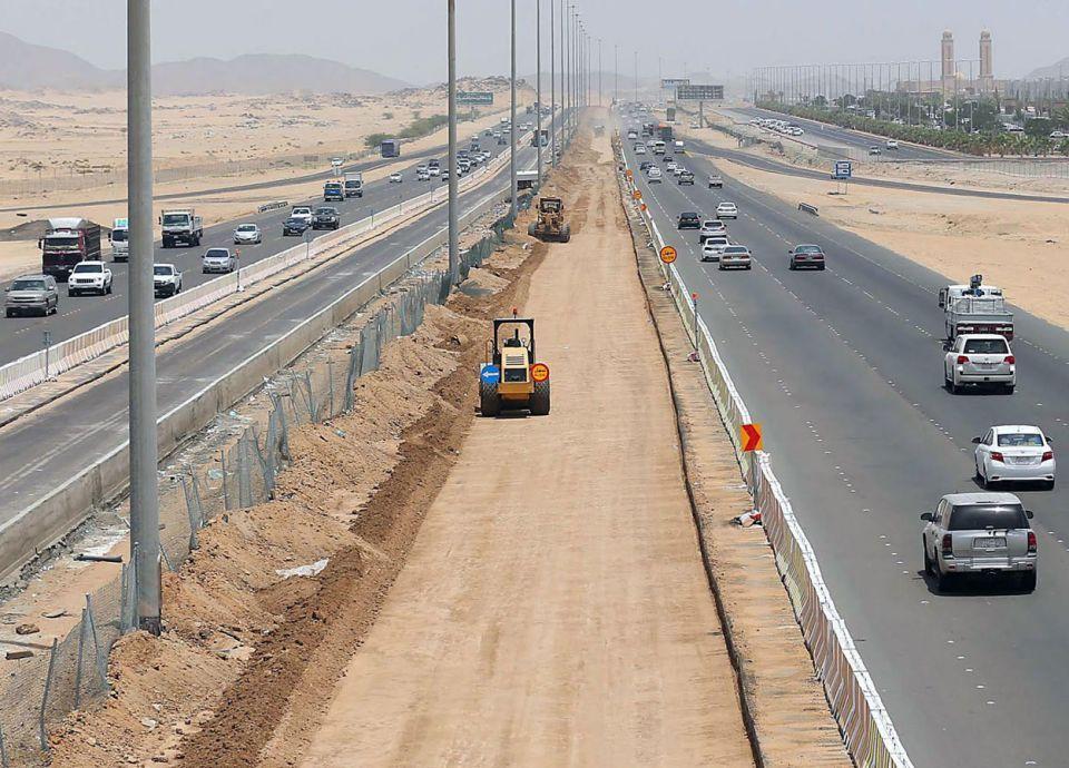 طريق بري بين جدة ومكة بـ 35 دقيقة