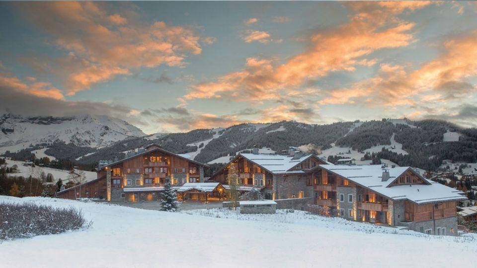 سياحة الثلوج في سويسرا والإقبال الخليجي