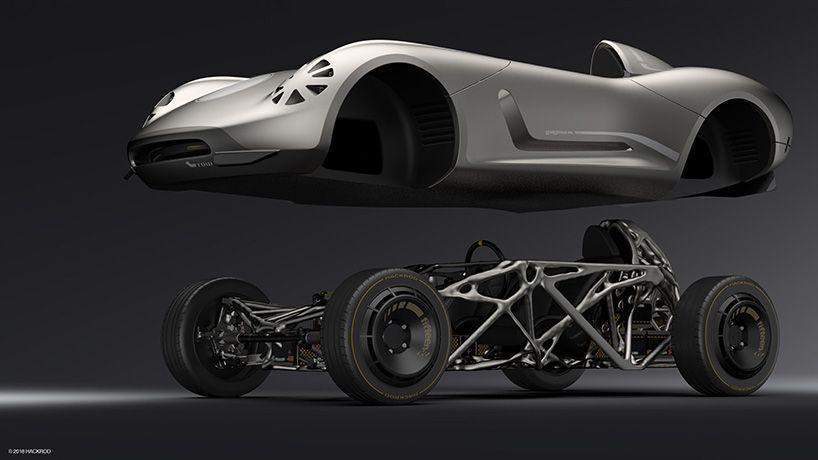 تعرف على أول سيارة في العالم تم تصميمها بواسطة الواقع الافتراضي
