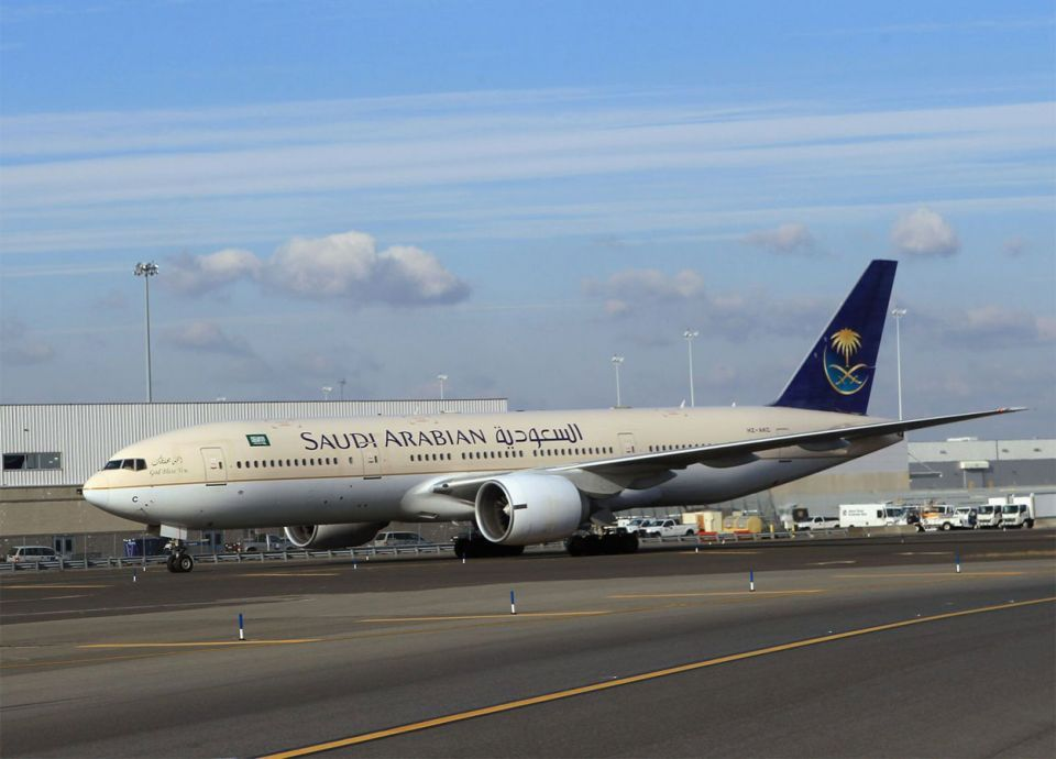 الخطوط السعودية: الفصل عقوبة سحب المقاعد من المسافرين