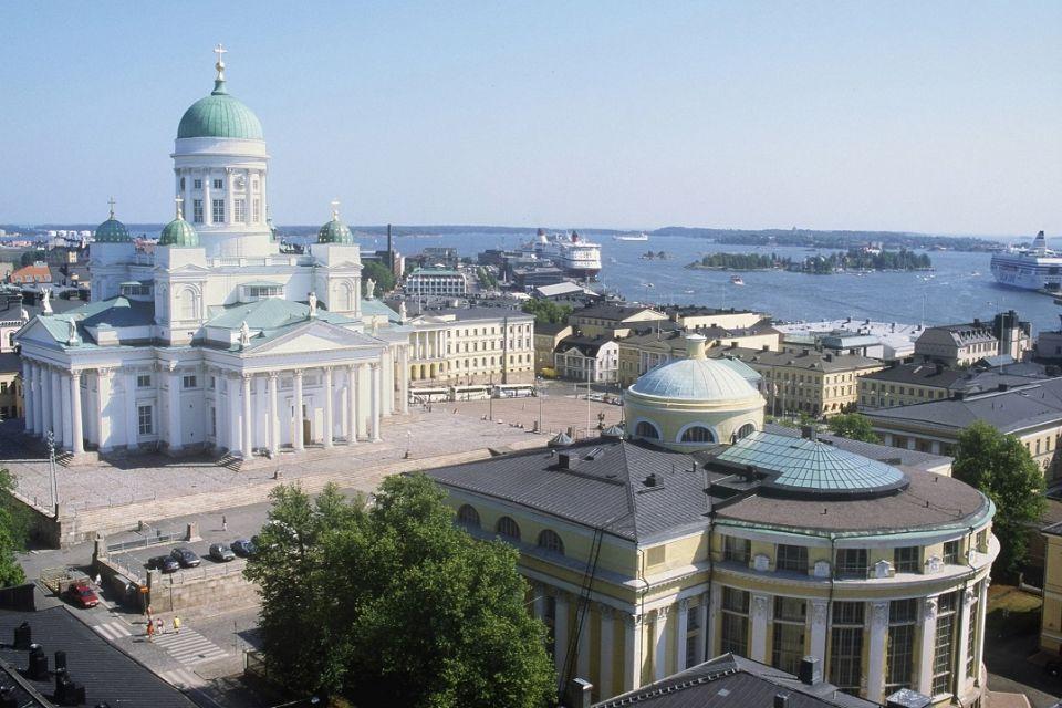 فلاي دبي تطلق رحلات مباشرة إلى هلسنكي