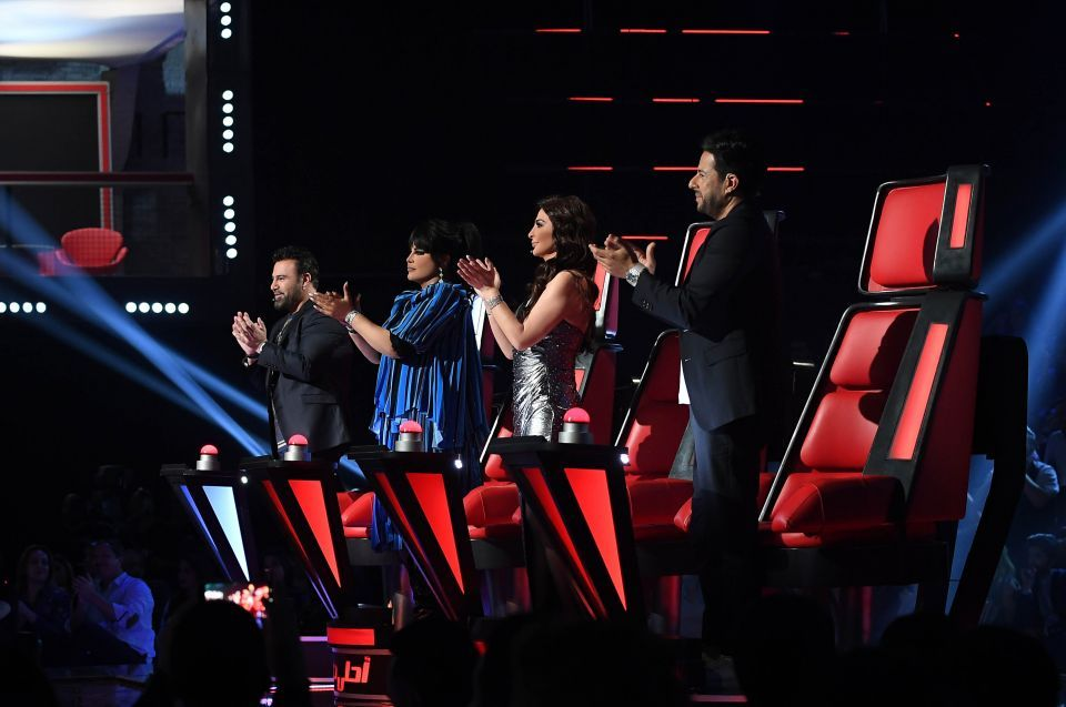"""8 مشتركين يستعدون لخوض غمار النهائيات للفوز بلقب """"the Voice"""""""