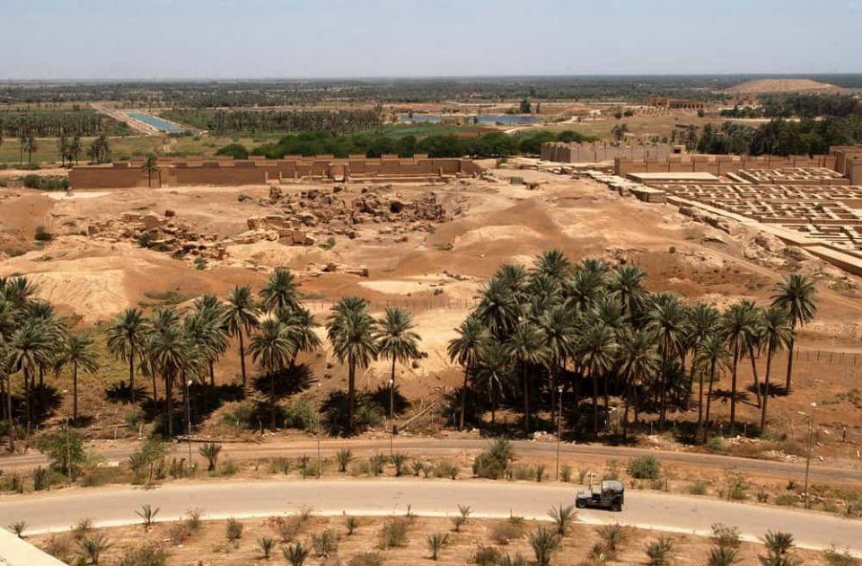 بالصور: 10 مدن مفقودة في العالم القديم تمت إعادة اكتشافها