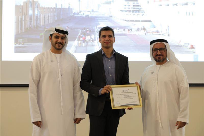 1.9 مليون عدد سياح الرحلات البحرية التي استقبلتها دبي